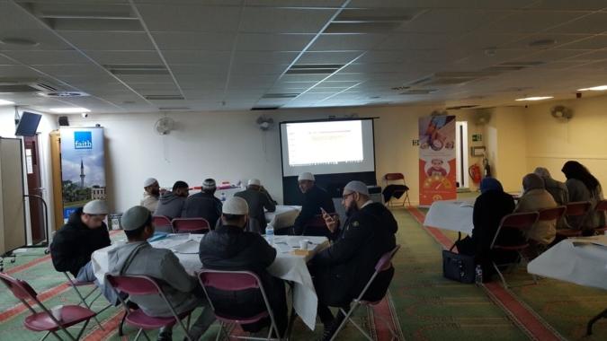 Hayes Muslim Centre – Faith Associates
