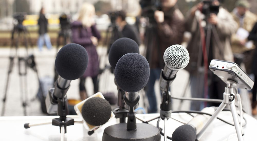 Imam Media Training - Press Conference