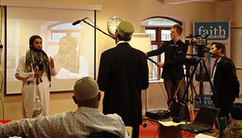 Imam Media Training