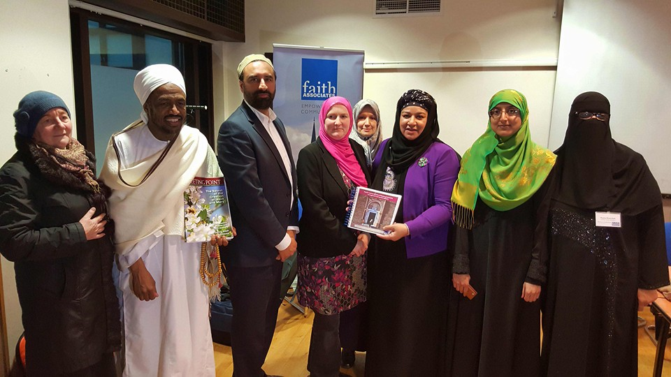 Women in Mosque Management, Mosque Trustee & Management Training in London. Lead speaker, author and trainer Shaukat Warraich CEO Faith Associates