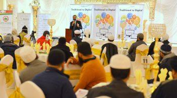 Shaukat Warraich Imams Online Digital Summit