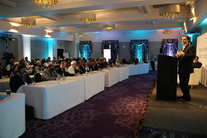Image licensed to i-Images Picture Agency. 26/03/2015. London,Imams Online Digital Summit-Day two. . Picture by Stephen Lock / i-Images