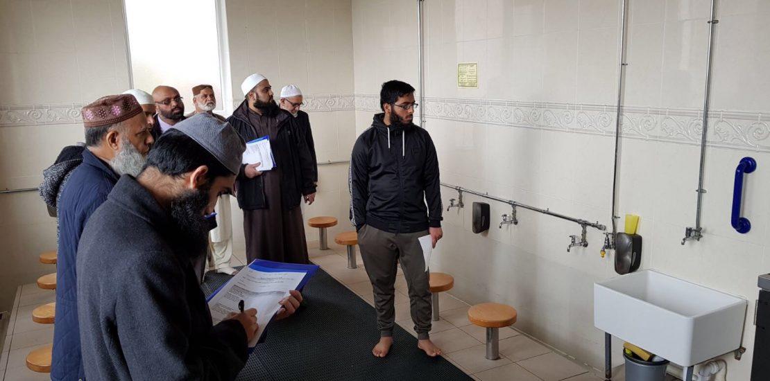 Faith Associates Mosque Health and Safety training