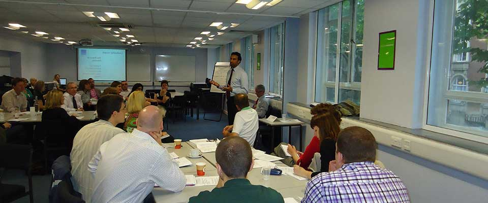 One day strategic planning facilitation